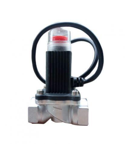 DN-15 home use gas shut-off valve